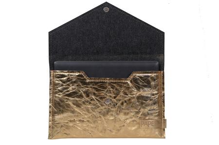 Teczka/Etui na notebooka(TE 9001) złote