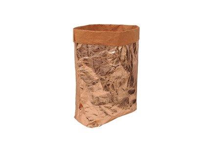 Worek różowe złoto L (WP 1706)